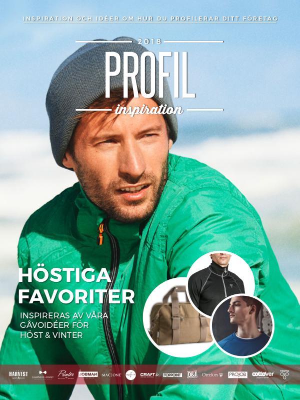 Profile Center Inspiration 2 -18 PC Broschyr 8s 18 NYSEPT_OKT_150