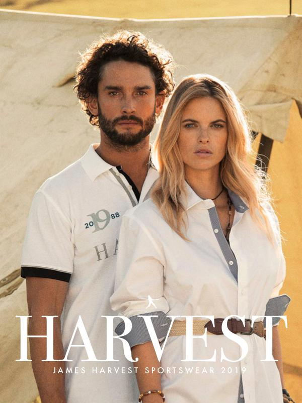 James Harvest Sportswear 2019 sv