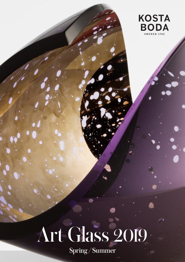 Kosta Boda Art Glass SS19