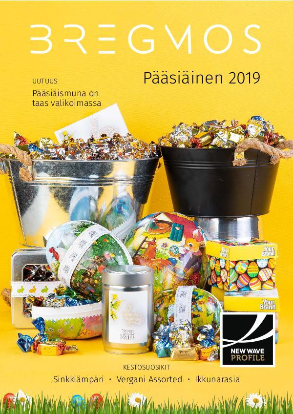 Bregmos makeiset KEVÄT 2019