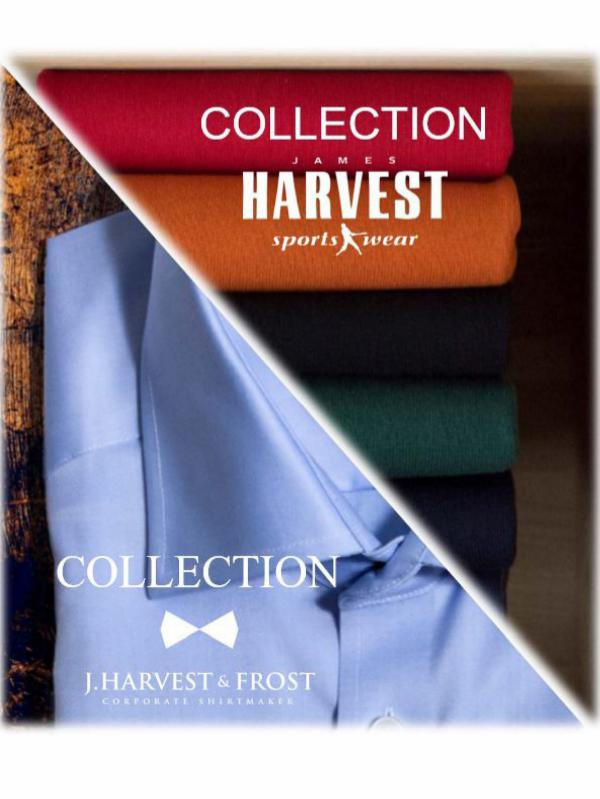TEXET FRANCE - HARVEST & FROST PDF Collection Harvest et Harvest Frost
