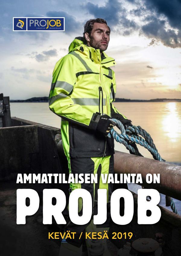 Projob Suomi Kevät & Kesä 2019