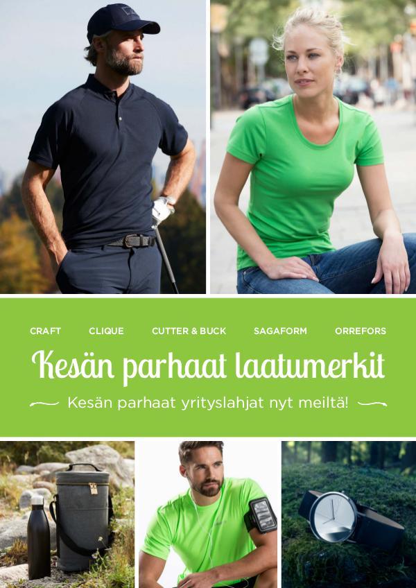 New Wave Finland Kesän parhaat laatumerkit 2019