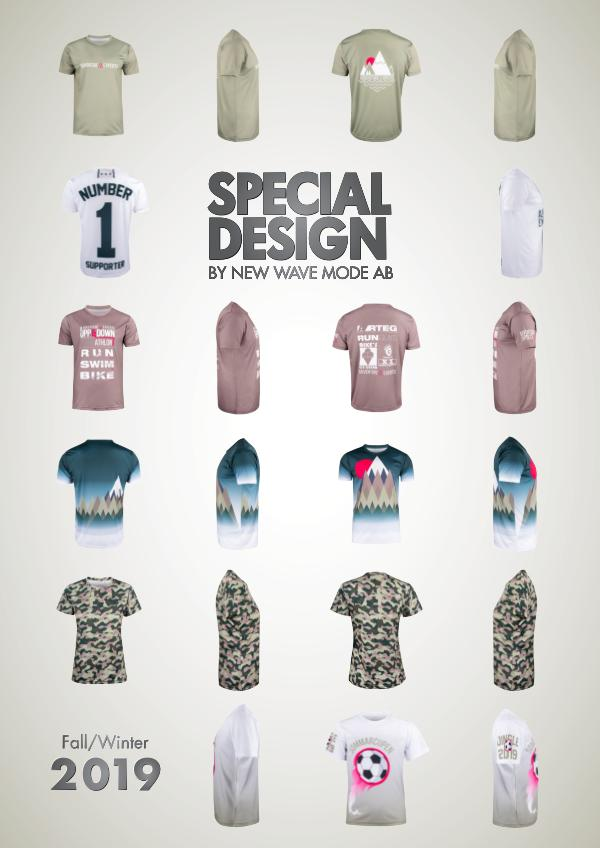 Specialdesign (NWM) KreativKonstruktion AW2019