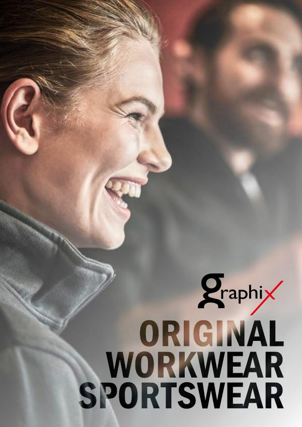 Graphix Graphix_Imagebroschyr_AW19