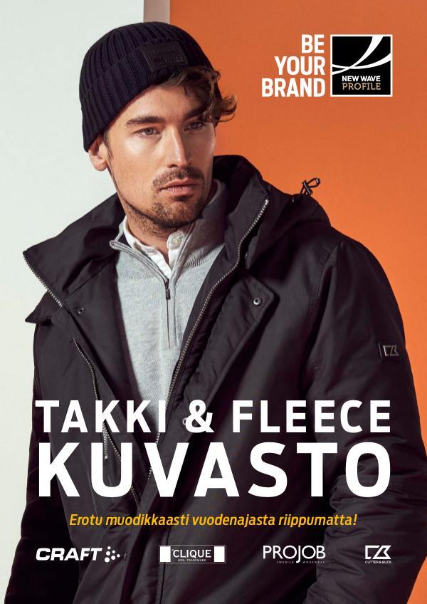 Takki & Fleece kuvasto syksy / talvi 2019