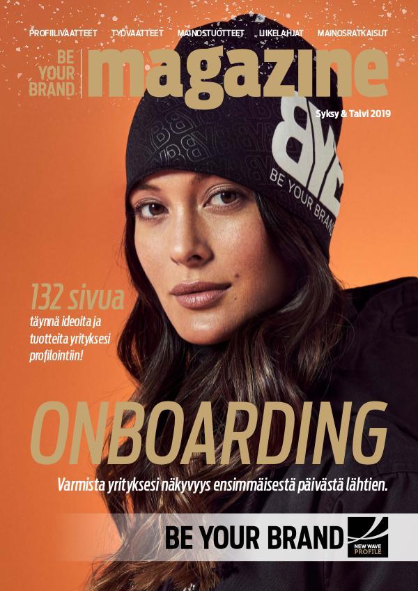 Be Your Brand Magazine TALVI 2019