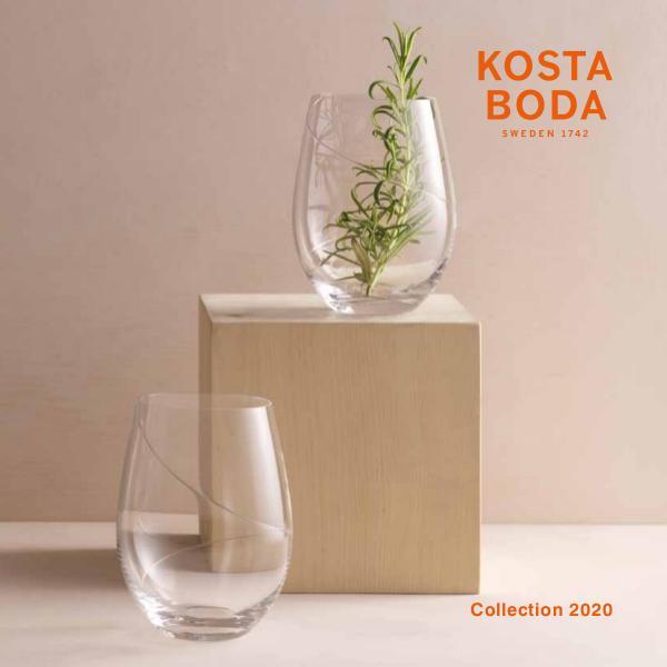 Kosta Boda Collection 2020