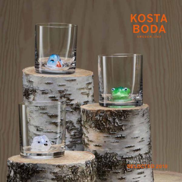Kosta Boda Selected 2020