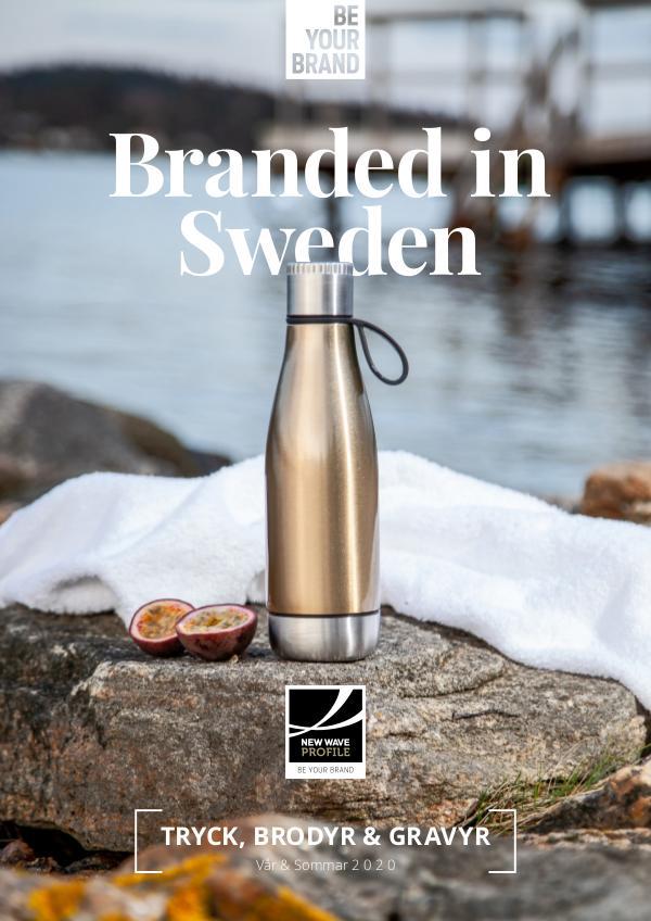 Branded in Sweden 2020 NWP