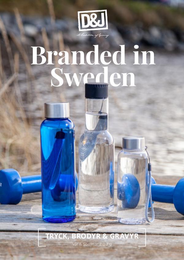 Branded in Sweden 2020