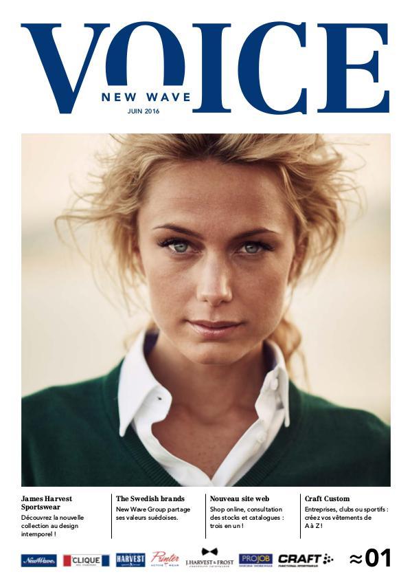 New Wave Switzerland New Wave Voice Nr1 (Juin 2016) _ FR