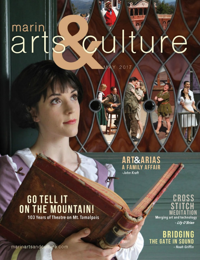 Marin Arts & Culture May 2017