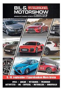 Messeavisa Ålesund Bil & Motorshow 2017