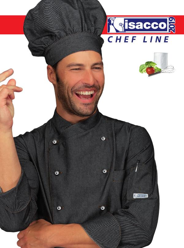 Catalogo ISACCO CHEF LINE