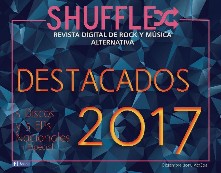Shuffle, Revista Digital Shuffle #04