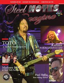 Steel Notes Magazine