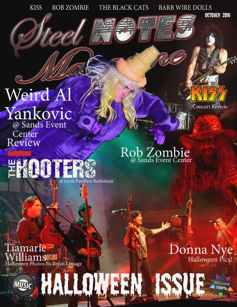 "October ""Halloween"" Issue 2016"