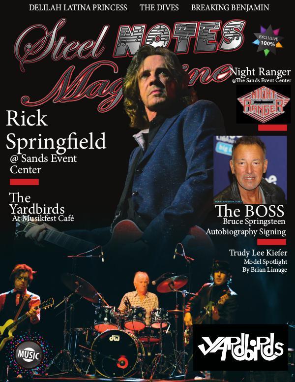 Steel Notes Magazine November 2016