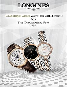 Longines Classic Gold Watches Collection for the Discerning Few