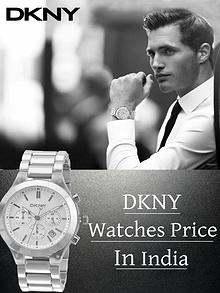 DKNY Watches Price in India