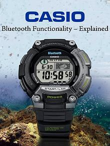 Casio Bluetooth Functionality – Explained