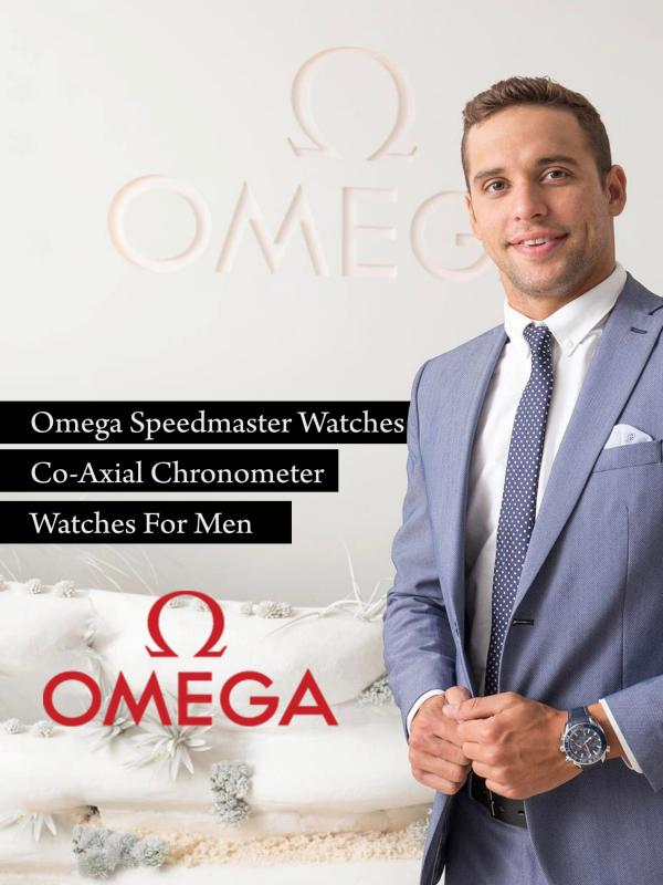 Omega Speedmaster Watches Co-Axial Chronometer Watches For Men Omega Speedmaster Watches Co-Axial Chronometer Wat