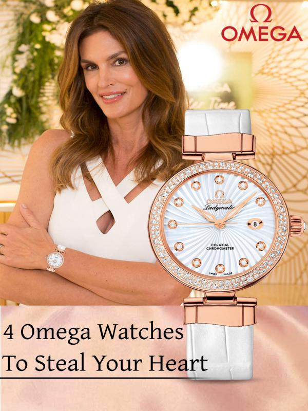 4 Omega Watches To Steal Your Heart 4 Omega Watches To Steal Your Heart