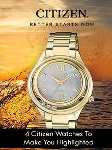 4Citizen Watches to Make You Highlighted