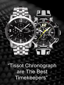 Tissot Chronograph are The Best Timekeepers