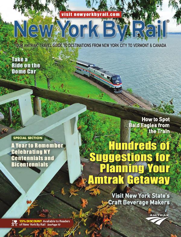 New York By Rail 14th ed.