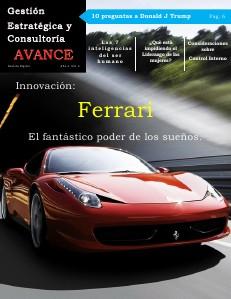 Gestión Estratégica y Consultoría AVANCE VOL.-002 JULIO 2013