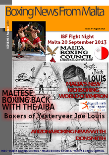 Malta Boxing Council News
