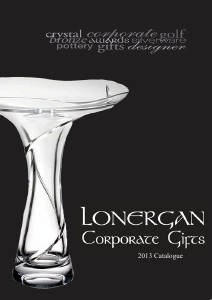 Lonergan Corporate Gifts Brochure June 2013