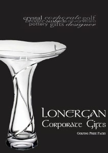 Lonergan Corporate Gifts Brochure Golfing Prize Packs