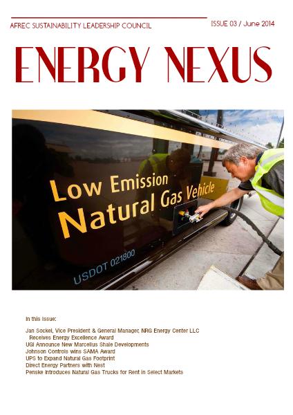 AFREC Energy Nexus Magazine Volume 11, 3rd Edition June 2014