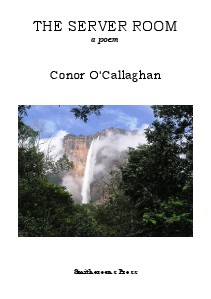 Smithereens Press Chapbooks 'The Server Room' by Conor O'Callaghan
