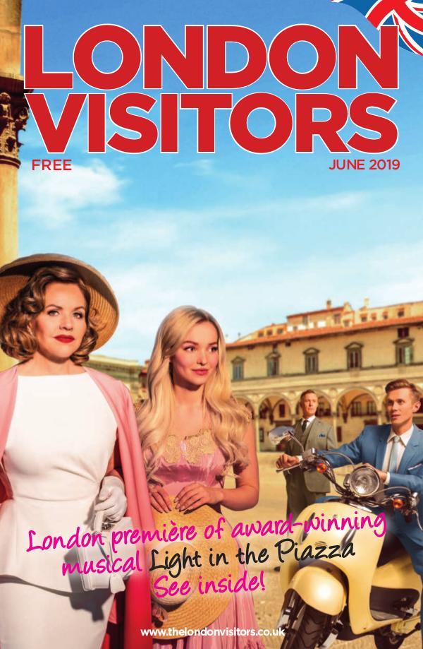 LONDON VISITORS LONDON VISITORS JUNE 2019