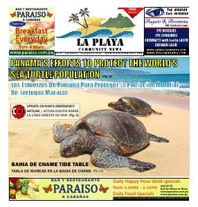 La Playa Panama Vol 8, Sep 2013