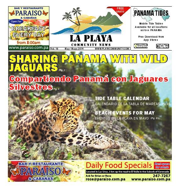 La Playa Panama - Volume 16, May 2014