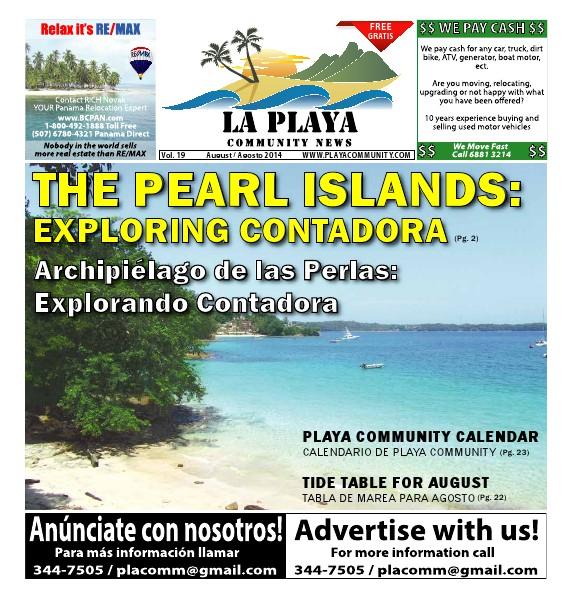 La Playa Panama - Volume 19, August 2014