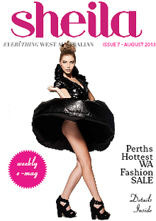 Sheila E-Weekly Magazine