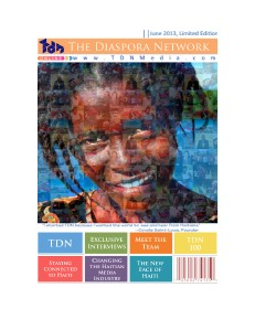 TDN Mag First Edition June 2013