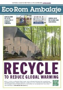 Eco-Rom Ambalaje Magazine Issue No.9 August - October 2013