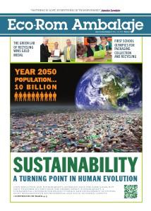 Eco-Rom Ambalaje Magazine Issue No.8 May - July 2013