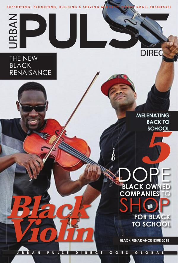 Black Violin Aug. 2018