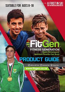 FitGen Product Guide 2018