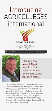 AgriColleges Blended Learning