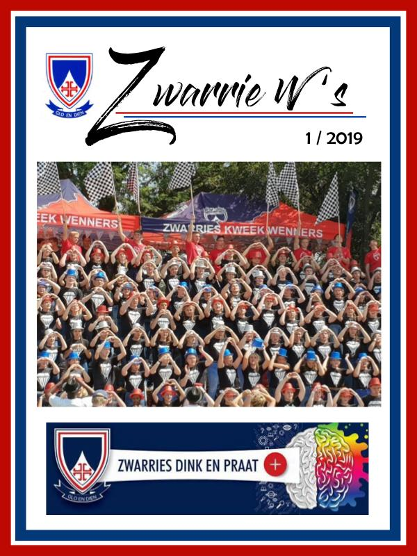 Zwarrie W's 1/2019 Zwarrie W's 2019 - 1