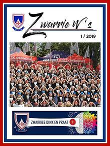 Zwarrie W's 1/2019